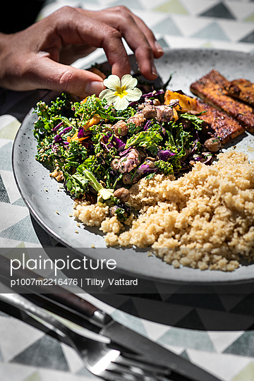Fresh food - p1007m2216476 by Tilby Vattard