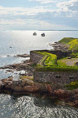 Suomenlinna fortress - p3228365 by Kimmo von Lüders