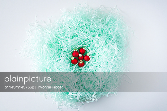 Weihnachtsdekoration - p1149m1497562 von Yvonne Röder