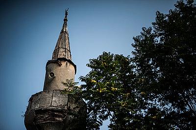 Minaret - p1007m959890 by Tilby Vattard
