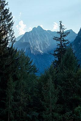 Wandern in den Bergen - p1146m1218885 von Stephanie Uhlenbrock