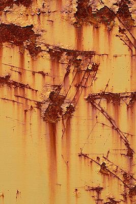 Rostige Wand - p3040407 von R. Wolf