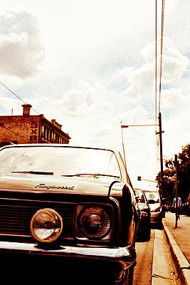 Oldtimer in Melbourne - p432m1516503 von mia takahara