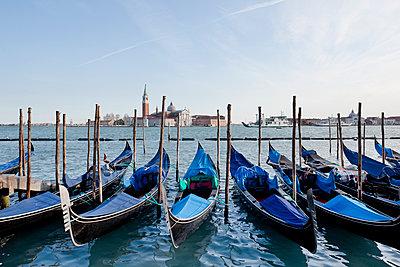 Gondolas - p1558m2132828 by Luca Casonato