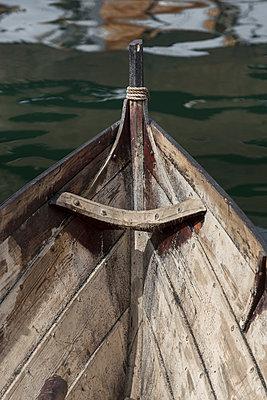 Rowing boat - p1003m1052158 by Terje Rakke