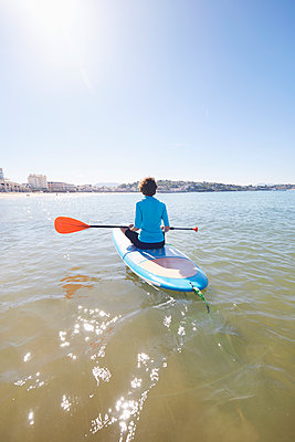 Stand up Paddle - p464m1538771 von Elektrons 08