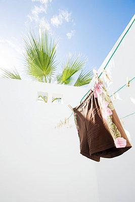 Wäsche waschen - p5870029 von Spitta + Hellwig