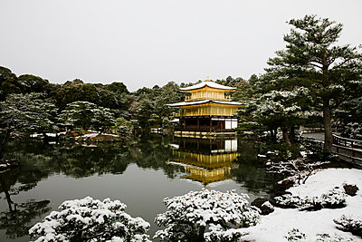 Golden Pavilion - p798m894278 by Florian Loebermann