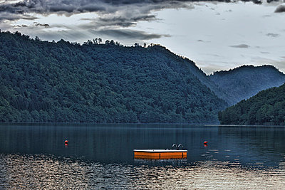 Lake in Italy - p2530468 by Oscar