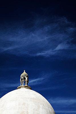 Kuppel einer Moschee - p4150605 von Tanja Luther
