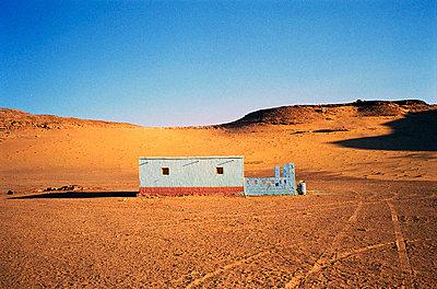 maison bédouine (sinai du sud, égypte) - p5678684 by Scarlett Coten