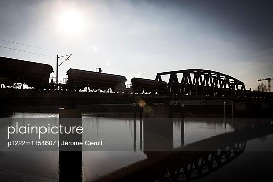 Güterzugtransport - p1222m1154607 von Jérome Gerull