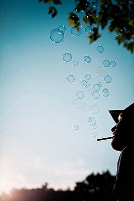 Bubbles - p795m899659 by JanJasperKlein