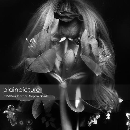 Femme Végétale - p1543m2116516 by Sophia Snadli