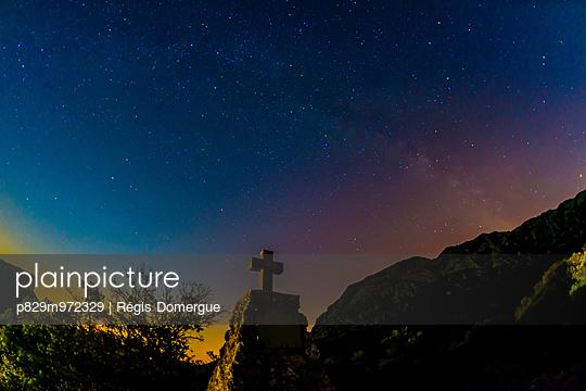 Sternenhimmel - p829m972329 von Régis Domergue