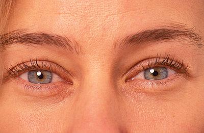Pupil Of Eye - p0810095 by Alexander Keller