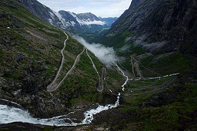 Geirangerfjord - p1620070 von Beate Bussenius