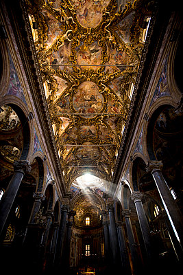 San Giuseppe dei Teatini Church, Palermo, Italy - p1062m953608 von Viviana Falcomer