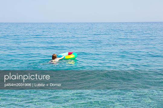 Open sea - p454m2031906 by Lubitz + Dorner