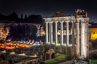 Forum Romanum - p1275m1591717 von cgimanufaktur