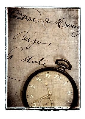 Zeit vergeht - p4511016 von Anja Weber-Decker
