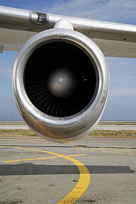 Flugzeugtriebwerk - p8670007 von Thomas Degen