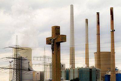 Kraftwerk Staudinger - p4170208 von Pat Meise