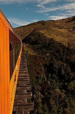 Taieri Gorge Railway - p470m1591914 von Ingrid Michel