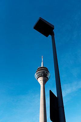 Fernsehturm Düsseldorf - p1340m2064167 von Christoph Lodewick