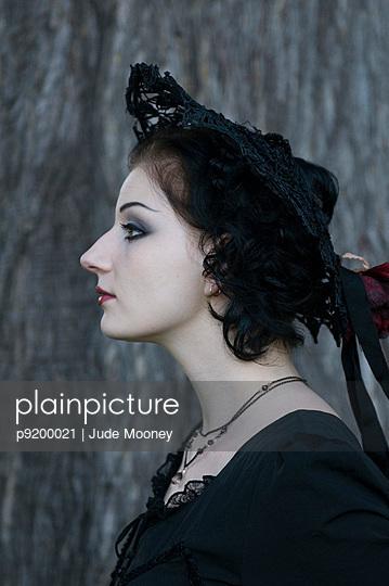 Gothic - p9200021 von Jude Mooney