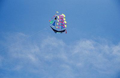 Luftschiff - p0451705 von Jasmin Sander