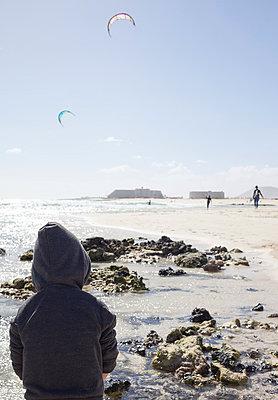 Corralejo, Fuerteventura - p1143m933465 von Winkel-Blackmore