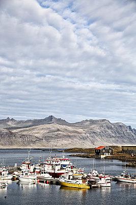 Island, Hafen - p1643m2229375 von janice mersiovsky