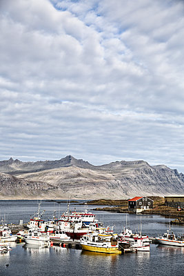 Iceland, Harbour - p1643m2229375 by janice mersiovsky