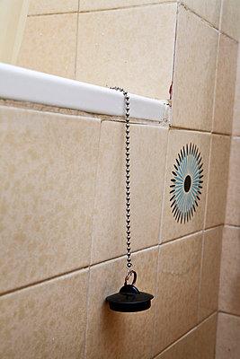 Detail in a bathroom - p2280517 by photocake.de