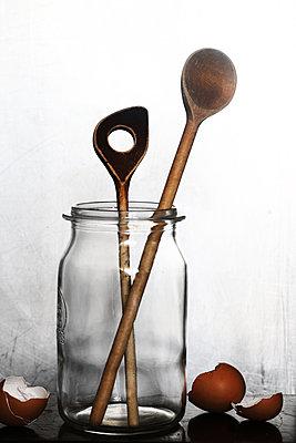 Kitchen utensils - p450m1123598 by Hanka Steidle