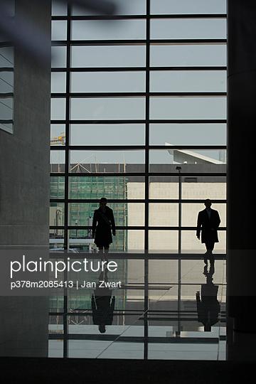 office entrance - p378m2085413 by Jan Zwart