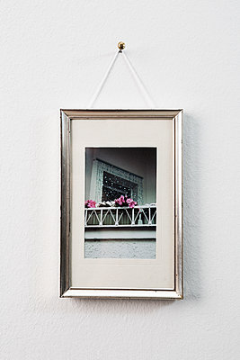 Picture frame - p1149m1109175 by Yvonne Röder