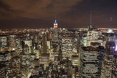 New York - p1294m1201548 von Sabine Bungert