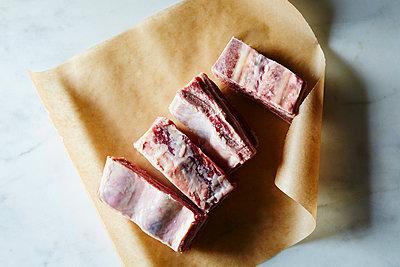 beef bones - p1379m1492531 by James Ransom