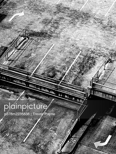 Empty car park - p378m2235838 by Trevor Payne