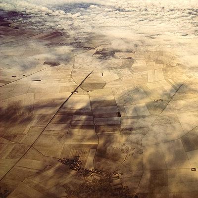 Wolkenschatten - p9112078 von Matthieu Chavigny
