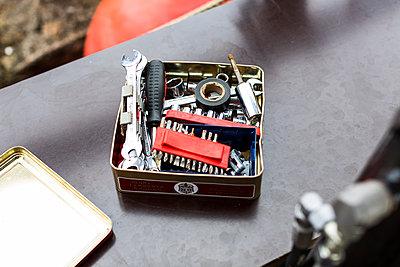Werkzeugkiste - p834m1584849 von Jakob Börner