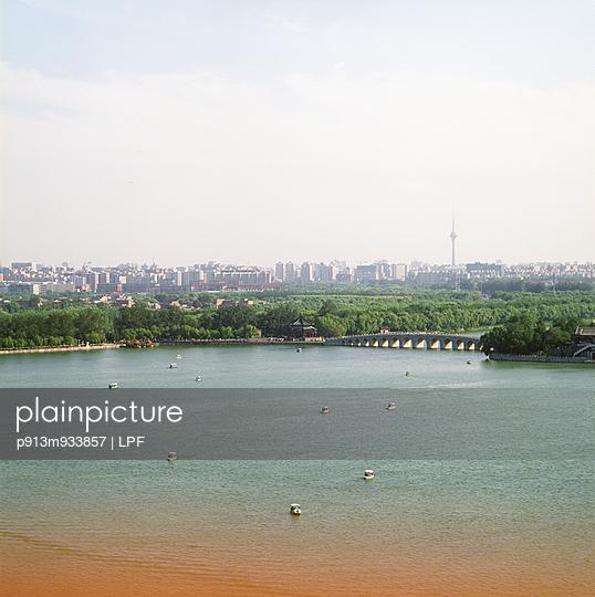 Beijing, Lake - p913m933857 by LPF
