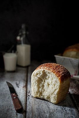 Sweet bread - p1392m1476492 by Federica Di Marcello