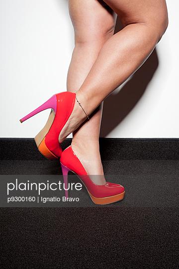 High Heels - p9300160 by Ignatio Bravo