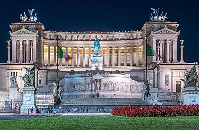 Monumento Nazionale a Vittorio Emanuele II - p1275m1591718 von cgimanufaktur