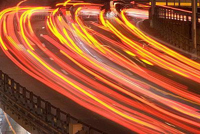 Highway, Brooklyn, New York City - p5690065 by Jeff Spielman