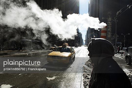 Manhattan - p1041m856792 by Franckaparis
