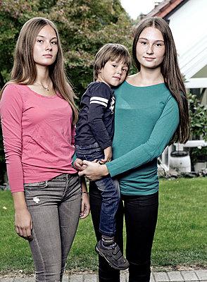 Geschwister - p1221m1068494 von Frank Lothar Lange